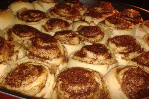 Tarçınlı çörek