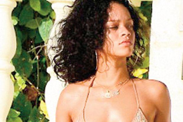 Rihanna'nın 2638 taşı