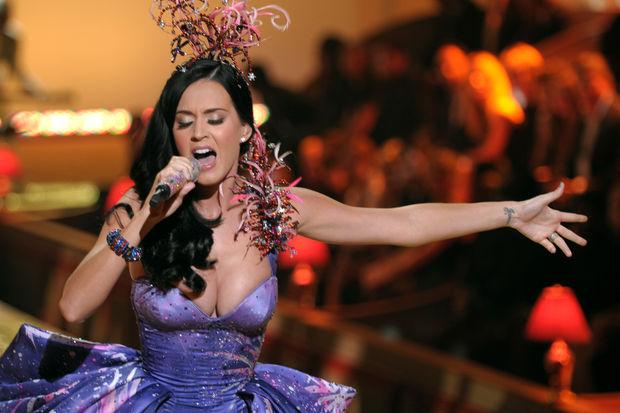 Katy Perry'den sağlıklı beslenme tüyoları