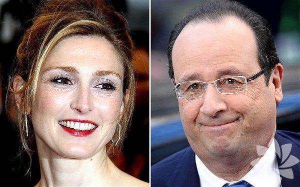 Geçen hafta Fransa Cumhurbaşkanı François Hollande'ın oyuncu Julie Gayet ile gizli ilişkisi sadece Fransa'da değil tüm dünyada çok konuşuldu.