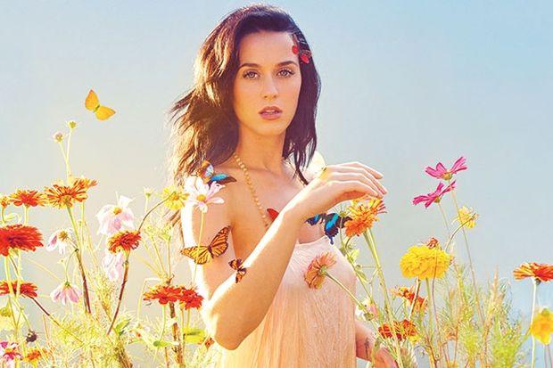 Katy Perry'den yeni albüm