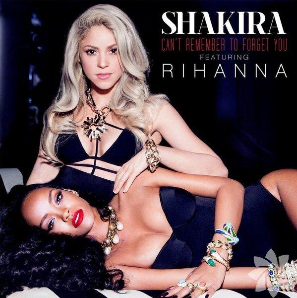 Şarkı internette yayınlandı  Grammy ödüllü şarkıcı Shakira'nın 25 Mart'ta çıkacak yeni albümünün ilk single'ı müzik dünyasına bomba gibi düştü.