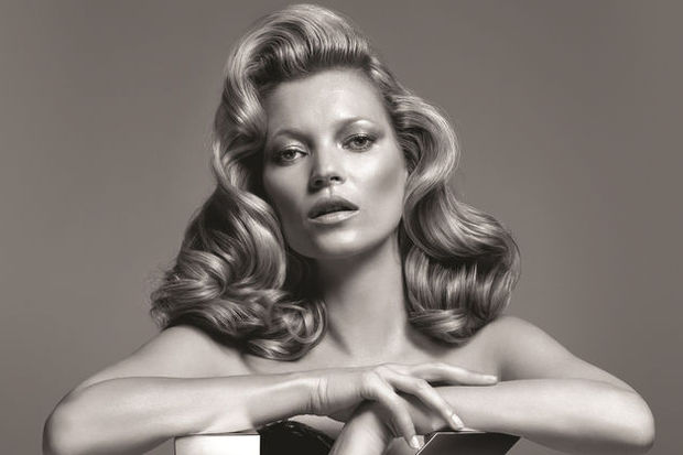 Yaşlanmayan kadın: Kate Moss