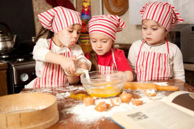 Sömestr tatilinde çocuklara özel yemek tarifleri