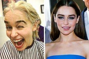 Makyajın değiştirdiği ünlüler
