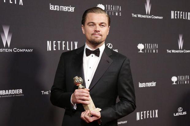 Leonardo DiCaprio fahişe ve ayyaşlarla büyümüş
