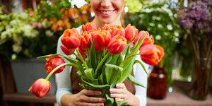 Kadınlar 14 Şubat'ta hediye değil çiçek istiyorlar