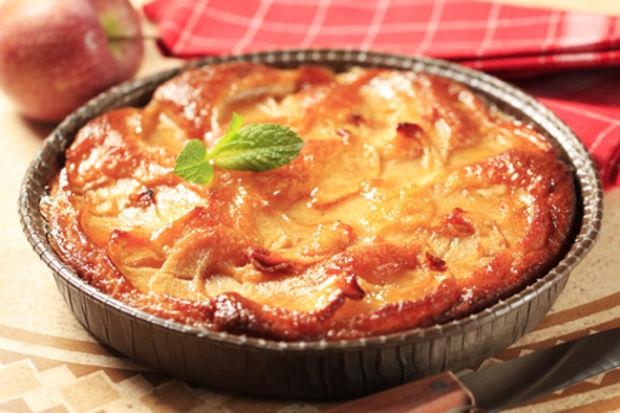 Okurun mutfağından: Elmalı tart