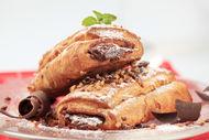 Okurun mutfağından: Çikolatalı milföy böreği