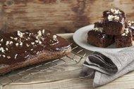 Sıcacık fındıklı browni