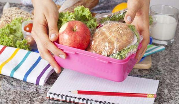 Sağlıklı bir beslenme çantasında neler olmalı?