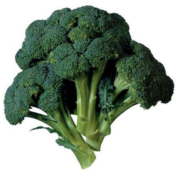 Brokoli: Tüm kanser risklerini azaltır. Mineral ve  vitamin oranları çok yüksektir. Ayrıca vücudu toksinlerden arındıran  kimyasallara sahiptir.