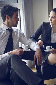 Aradığın aşk iş yerinde mi?