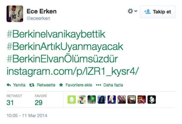 Berkin Elvan'ın ölümü ülkeyi yasa boğdu...