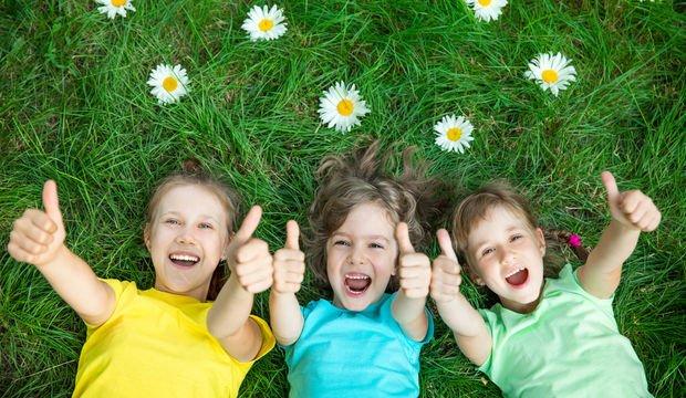 Mutlu çocuk yetiştirmenin sırları