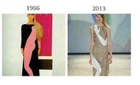 Moda kendini tekrar ediyor!