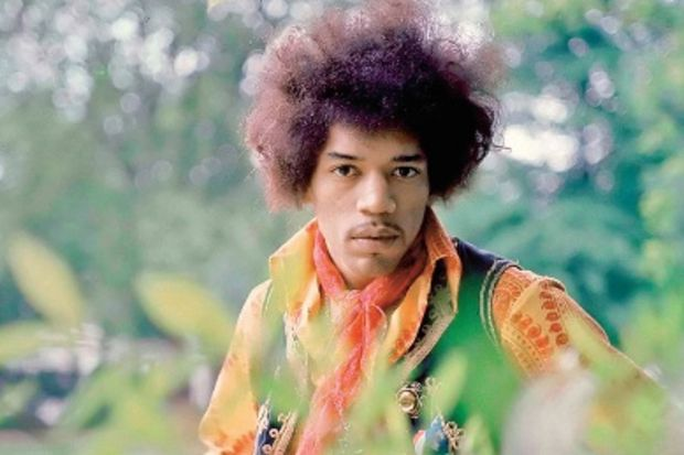 Jimi Hendrix kendini anlatıyor!