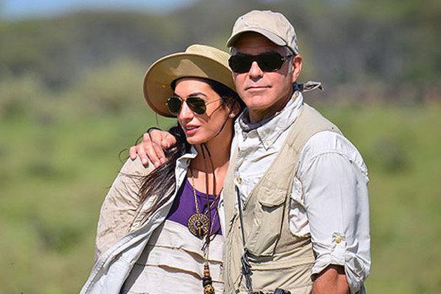George Clooney'den 750 bin $'lık nişan yüzüğü