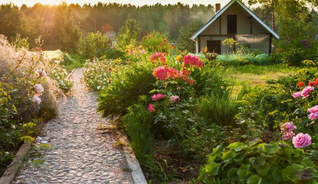 Bahçe düzenlemenin püf noktaları