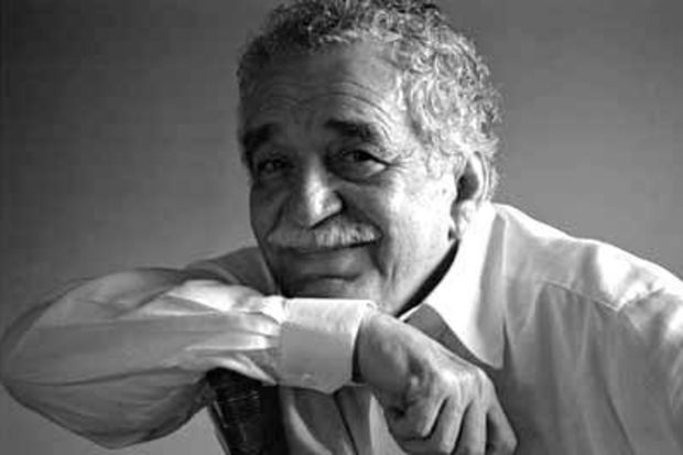 Büyükelçilik García Márquez'i anıyor