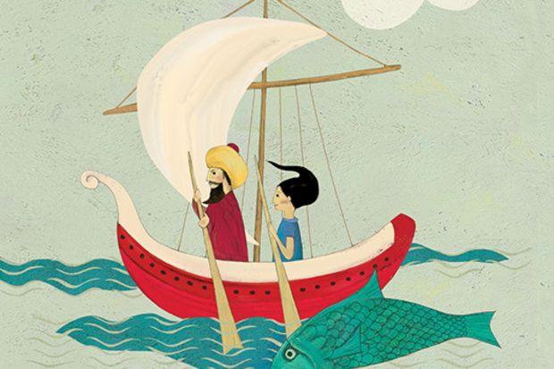 Piri Resi'le Açık Denizde