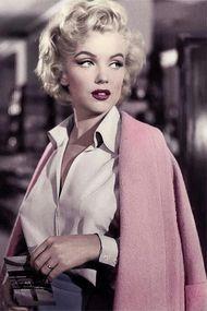 Marilyn Monroe stili...