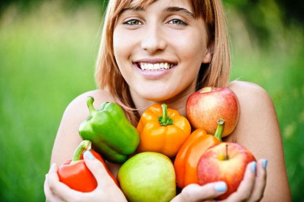 Bahar yorgunluğunu taze sebze ve meyvelerle yenin