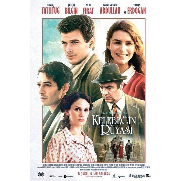 New York: New York Türk Filmleri Festivali devam ederken, Yılmaz Erdoğan'ın dün gösterilen Kelebeğin Rüyası filminin gösteriminden sağlanan tüm gelir, Somalı ailelere aktarılacak. 13. New York Türk Filmleri Festivali 25 Mayıs'a kadar devam edecek.