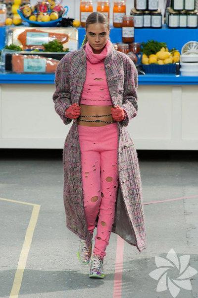Chanel 2014 Sonbahar - Kış modası