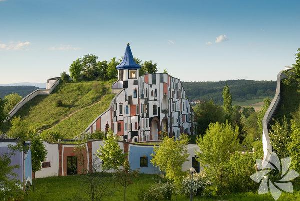 Avusturya'nın en güzel kaplıcası: Bad Blumau