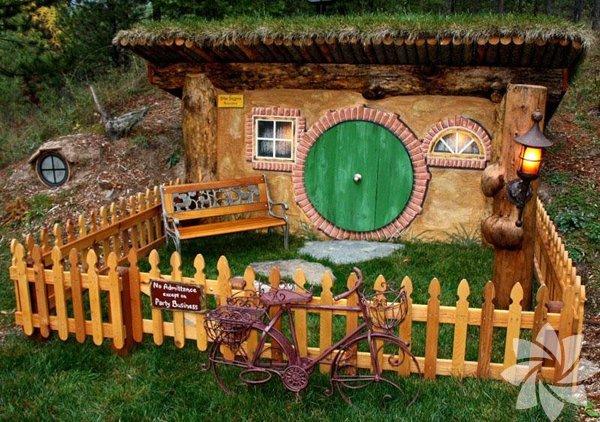 Hobbitlerin evi