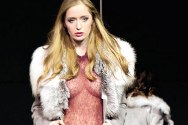 Özel moda koleksiyonları Rusya'yı fethetti