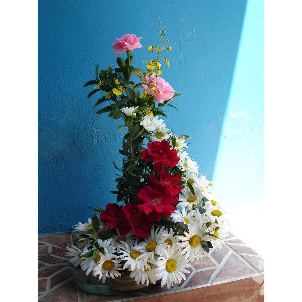 İkebana Nasıl Yapılır Japon Çiçek Düzenleme Sanatı Kadou 86