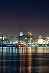 Liverpool'da gece