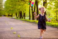 Çocuklar için bahçenizi renklendirecek 7 öneri