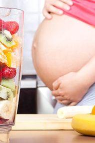 Hamilelikte meyve tüketimi...