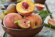 Ramazan'da şeftali ve incir tüketin!