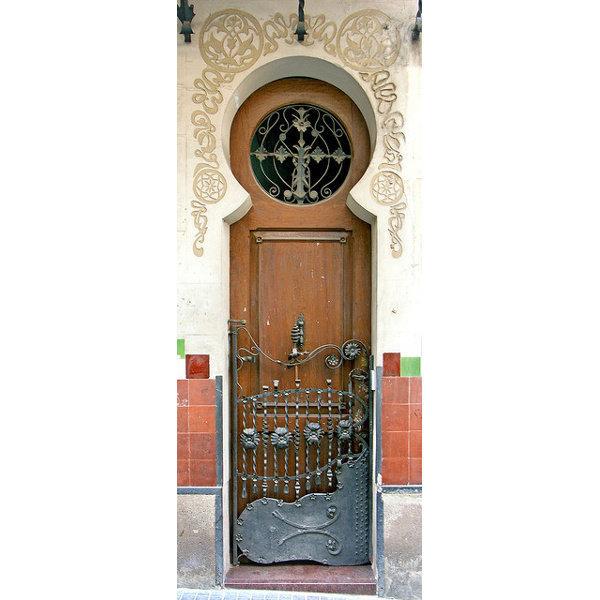 Rengarenk kapılar