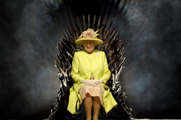 'Games of Thrones' tahtının son sahibi 2. Elizabeth