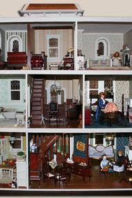 Büyükler için oyuncak evler...