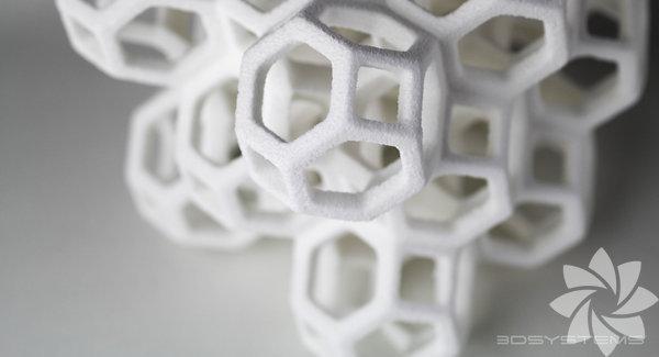 Üç boyutlu yazıcı şirketlerinin en bilindikleri arasında yer alan 3D  Systems, bu sefer yiyecek basma konusunda bir çalışma gerçekleştirdi.