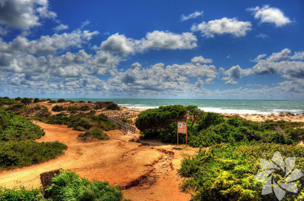 Costa de la Luz İspanyolca ışık sahili anlamına geliyor.
