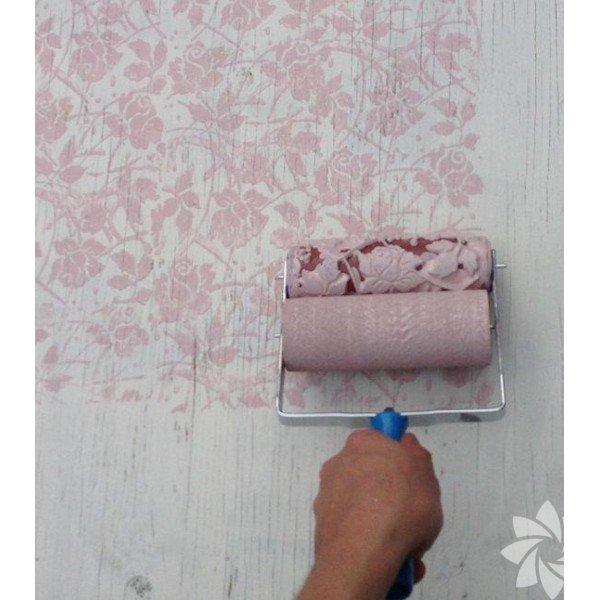 Валик для декора стен