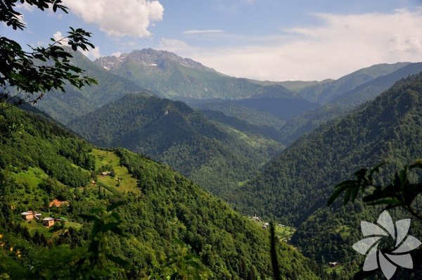 Keşfedilmemiş doğa harikası bir yer: Maçahel
