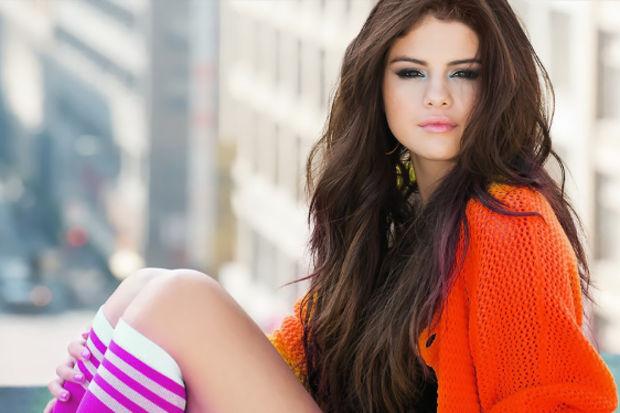 Selena Gomez'den Filistin'e destek
