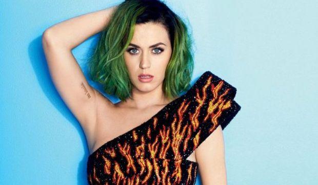 Katy Perry uzaylılara inanıyor