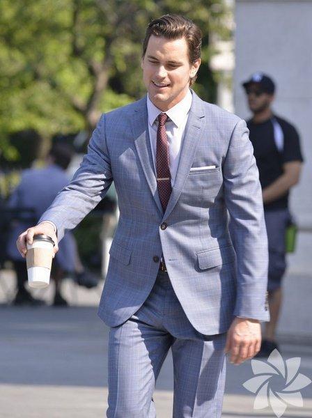 White Collar dizisinin ana karakteriNeal Caffrey son zamanların en çok konuşulan oyuncularından.