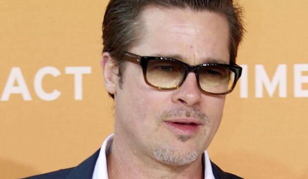 Brad Pitt'e sevişme yasağı