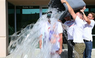 ALS'ye karşı baştan aşağı bir kova buzlu su…