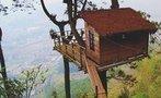 Ağaç evler...